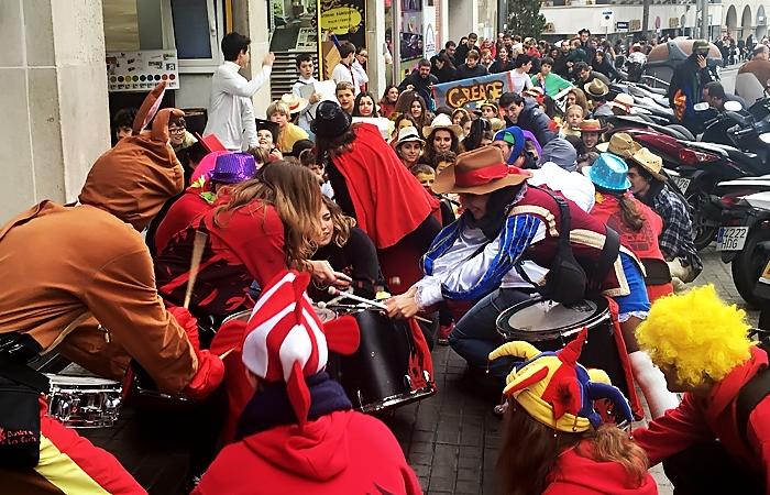 Ens disfressem per carnaval