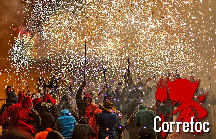 Correfoc de Festa Major d'Hivern @ Sant Vicenç dels Horts | Sant Vicenç dels Horts | Catalunya | Espanya
