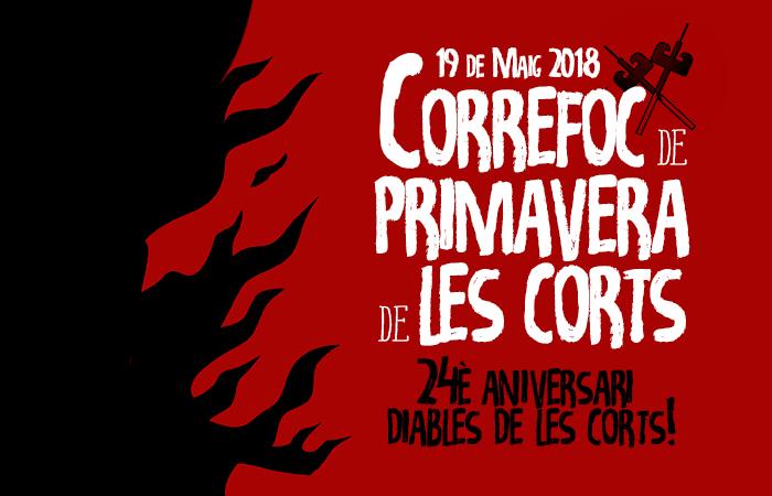 Correfoc de Primavera de Les Corts @ Plaça Concòrdia | Barcelona | Catalunya | Espanya