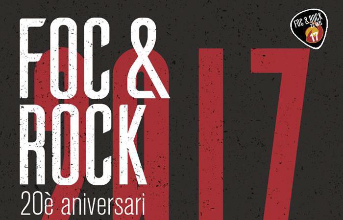 Foc i Rock 2017 - 20è Aniversari @ Plaça Concòrdia | Barcelona | Catalunya | Espanya